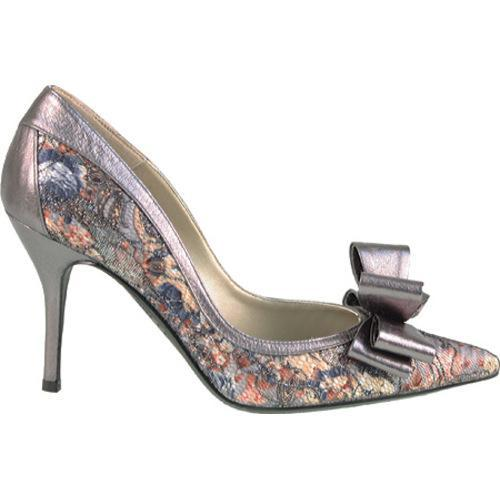 Women's J. Renee Fame Pewter/Floral Multi