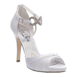 Women's Jen + Kim Devote White Silk