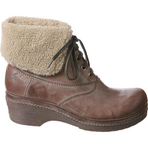 Women's OTBT Bangor Camel Leather