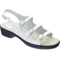 Women's Propet Como Walker? White Smooth