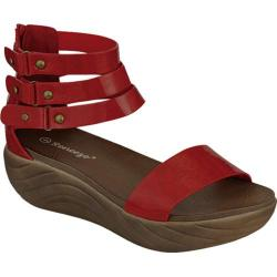 Women's Reneeze Enjoy-03 Red