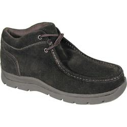 Men's SAO by Stacy Adams Dublin II Black Suede