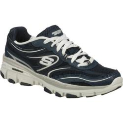 Women's Skechers Bravos Grand Slam Navy/White