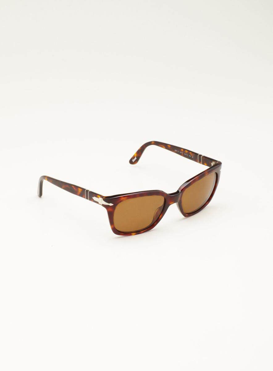 Persol Persol Large Plastic Sunglasses