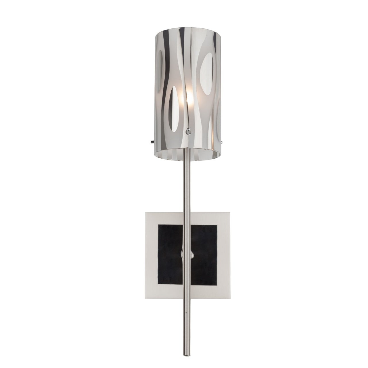 Alternating Current Chroman Empire 1-light Chrome Wall Bracket