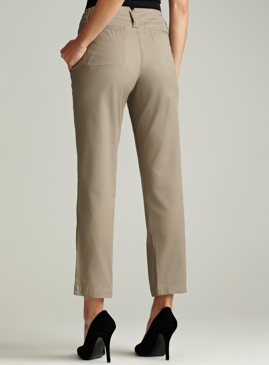 Andrea Jovine Dried Ivy Skinny Leg Pant