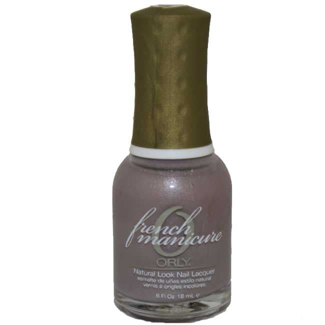 Orly 'Lilac Shimmer' French Manicure Natural Look Nail Lacquer