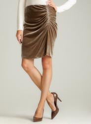Josie Natori Diwata Skirt