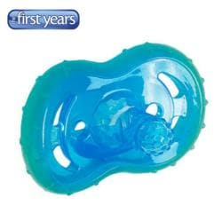 The First Years GumDrop Infant Pacifier and Teether