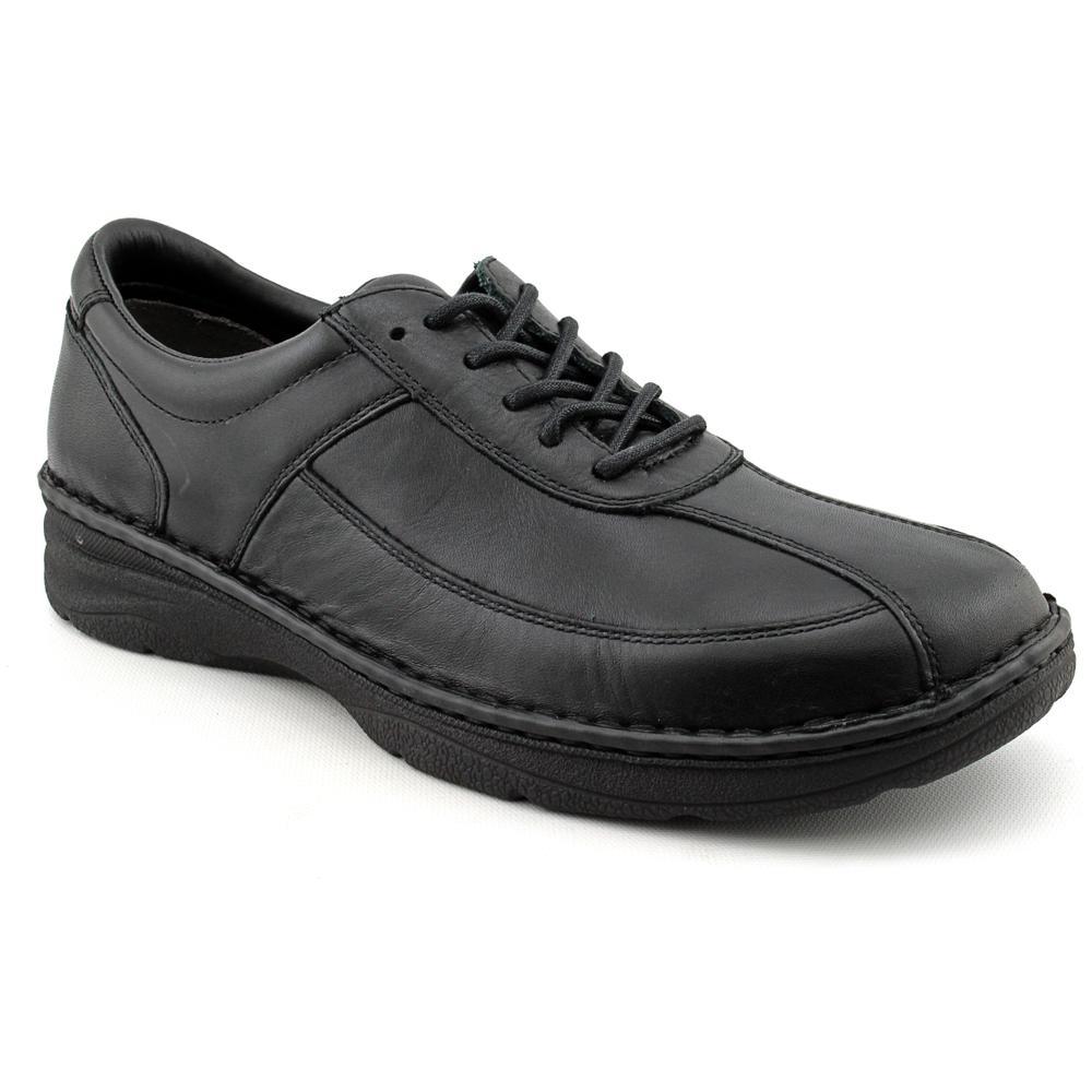 Drew Men's 'Arlington' Leather Dress Shoes Wide (Size 7)
