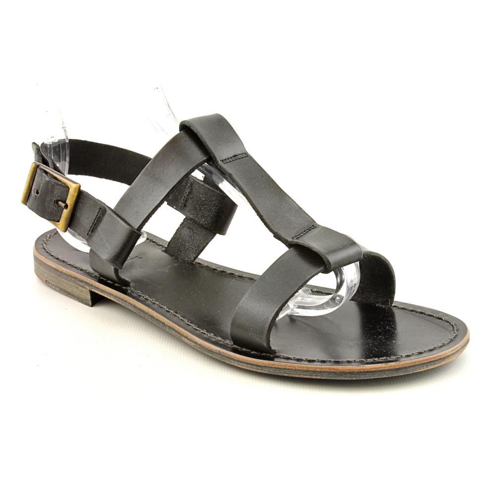 Versani Women's '10005' Leather Sandals (Size 8.5)