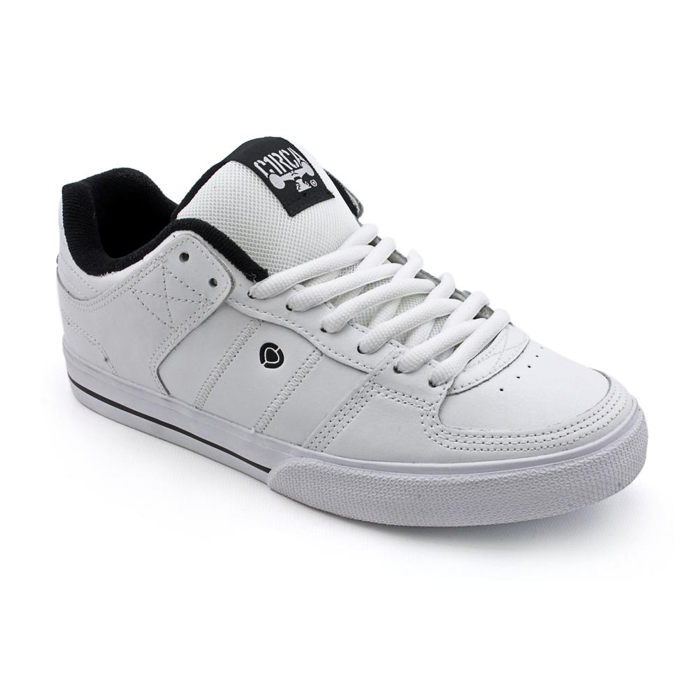 Circa Men's 'Tre' Leather Athletic Shoe (Size 7.5)