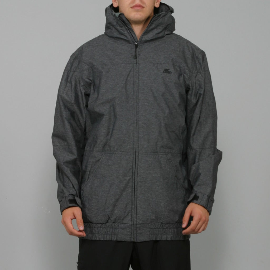 Rip Curl Men&#39;s &#39;Nils&#39; Moonless Black Ski Jacket