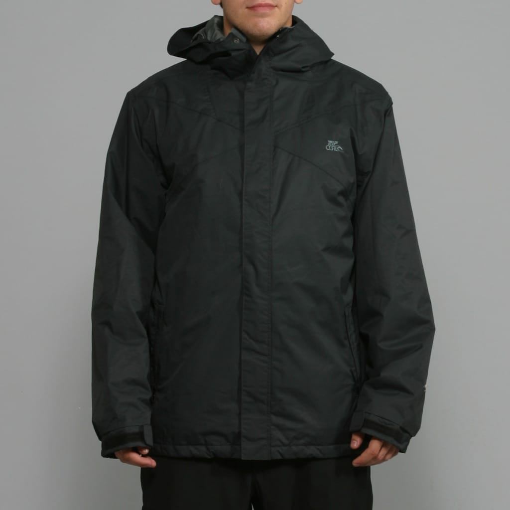 Rip Curl Men's 'Metro' Moonless Black Ski Jacket