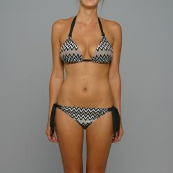 Perry Ellis Swim Women's 'Point in Time' Bikini