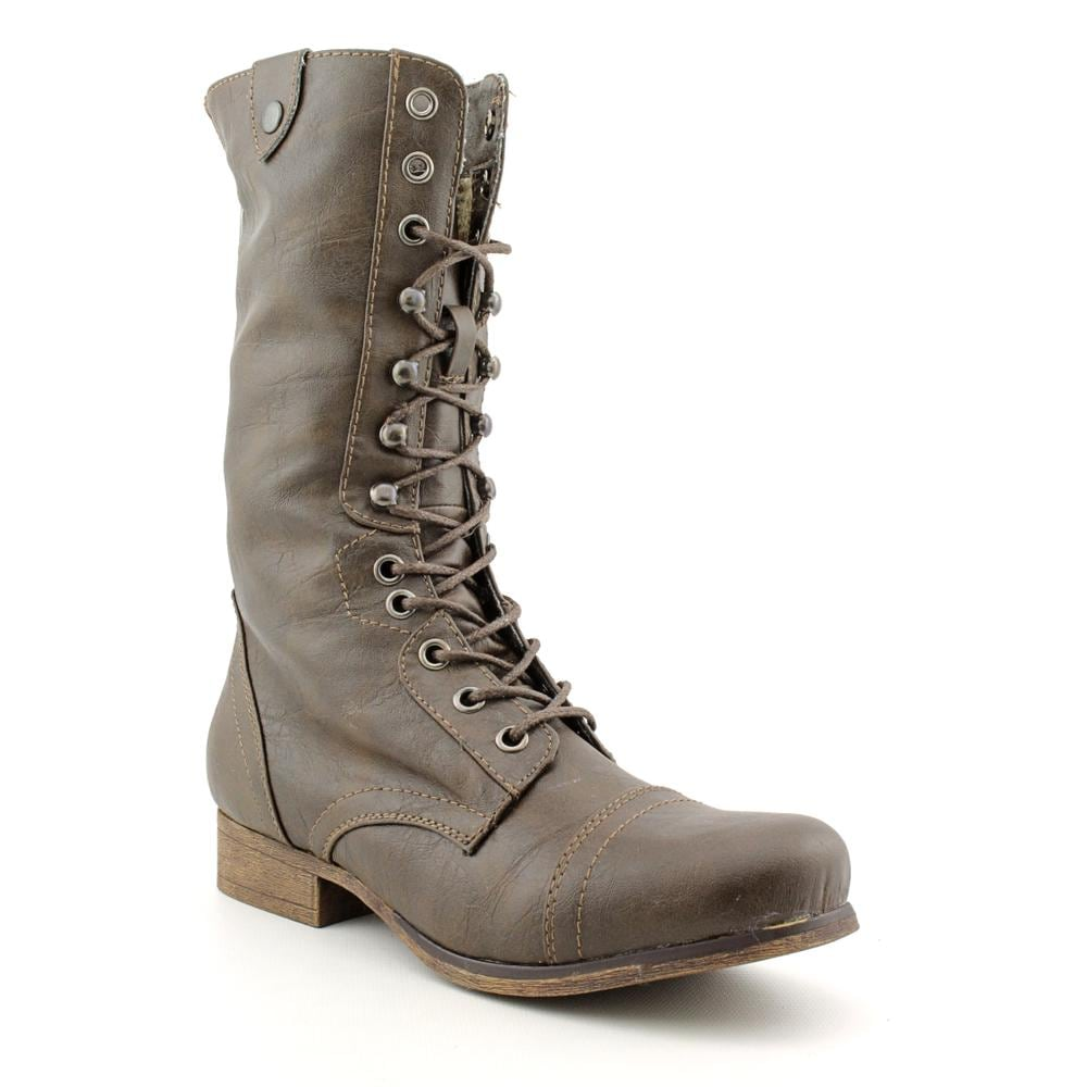 Madden Girl Women's 'Geirard' Faux Leather Boots