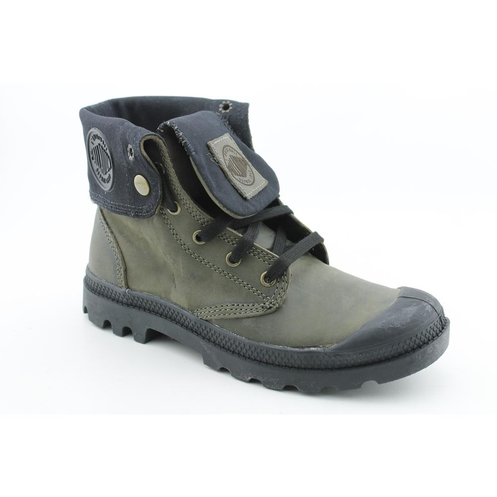 Palladium Men's 'Baggy Leather' Leather Boots