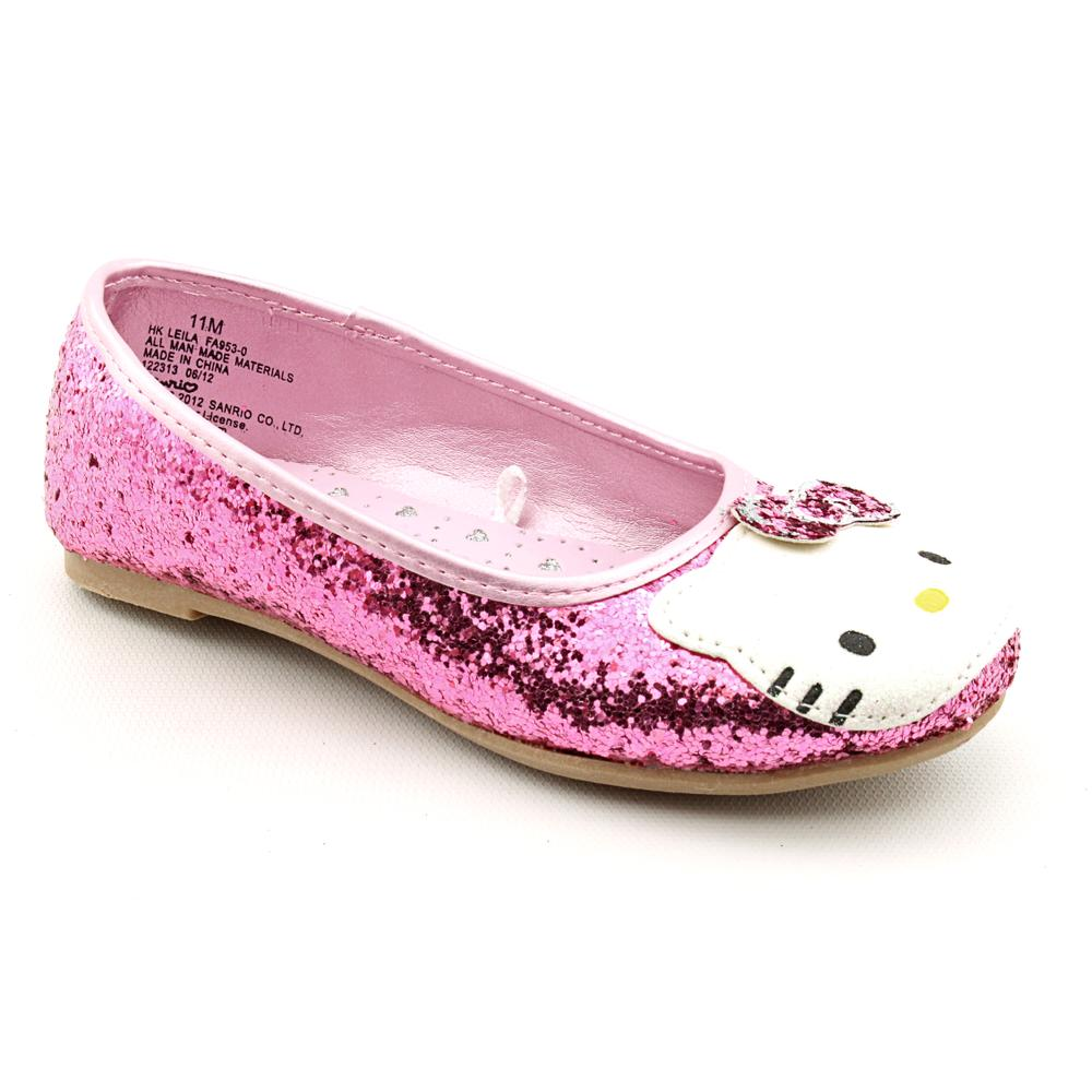 Hello Kitty Girl's 'Leila' Synthetic Dress Shoes