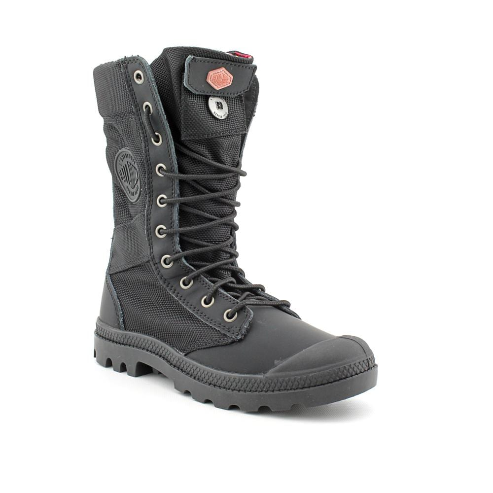 Palladium Women's 'Pampa Tactical' Basic Textile Boots