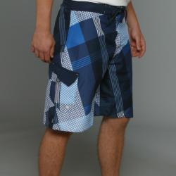 Zonal Men's Clipse Boardshorts in Peacoat
