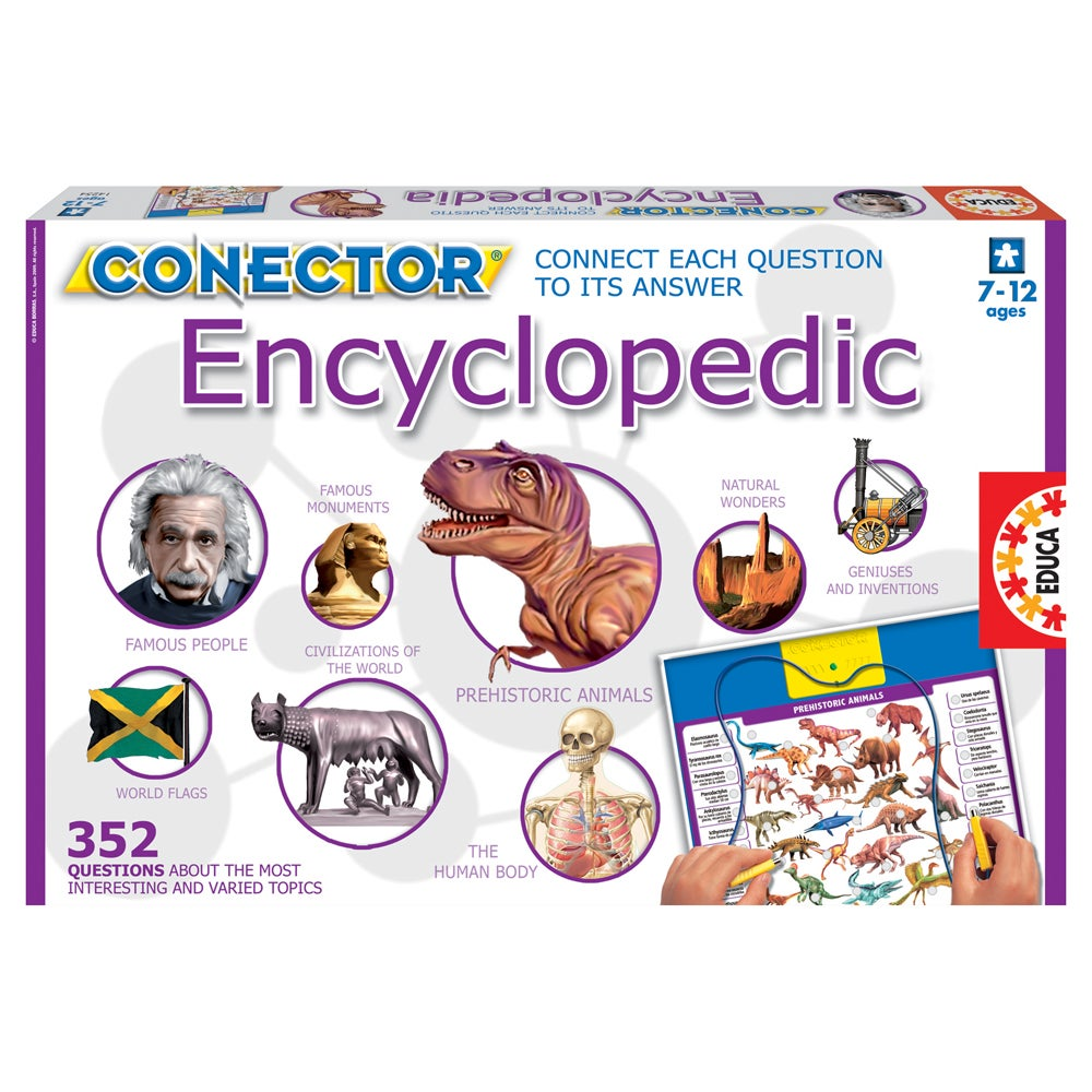 Conector Encyclopedia Quiz Game