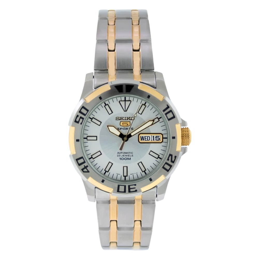 Seiko Men&#39;s 5 Watch