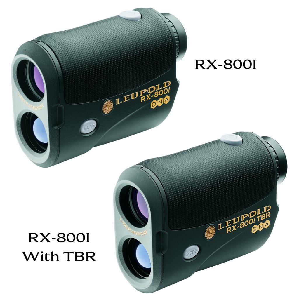 Leupold RX-800I 6x23mm Digital Laser Rangefinder with Digitally Enhanced Accuracy