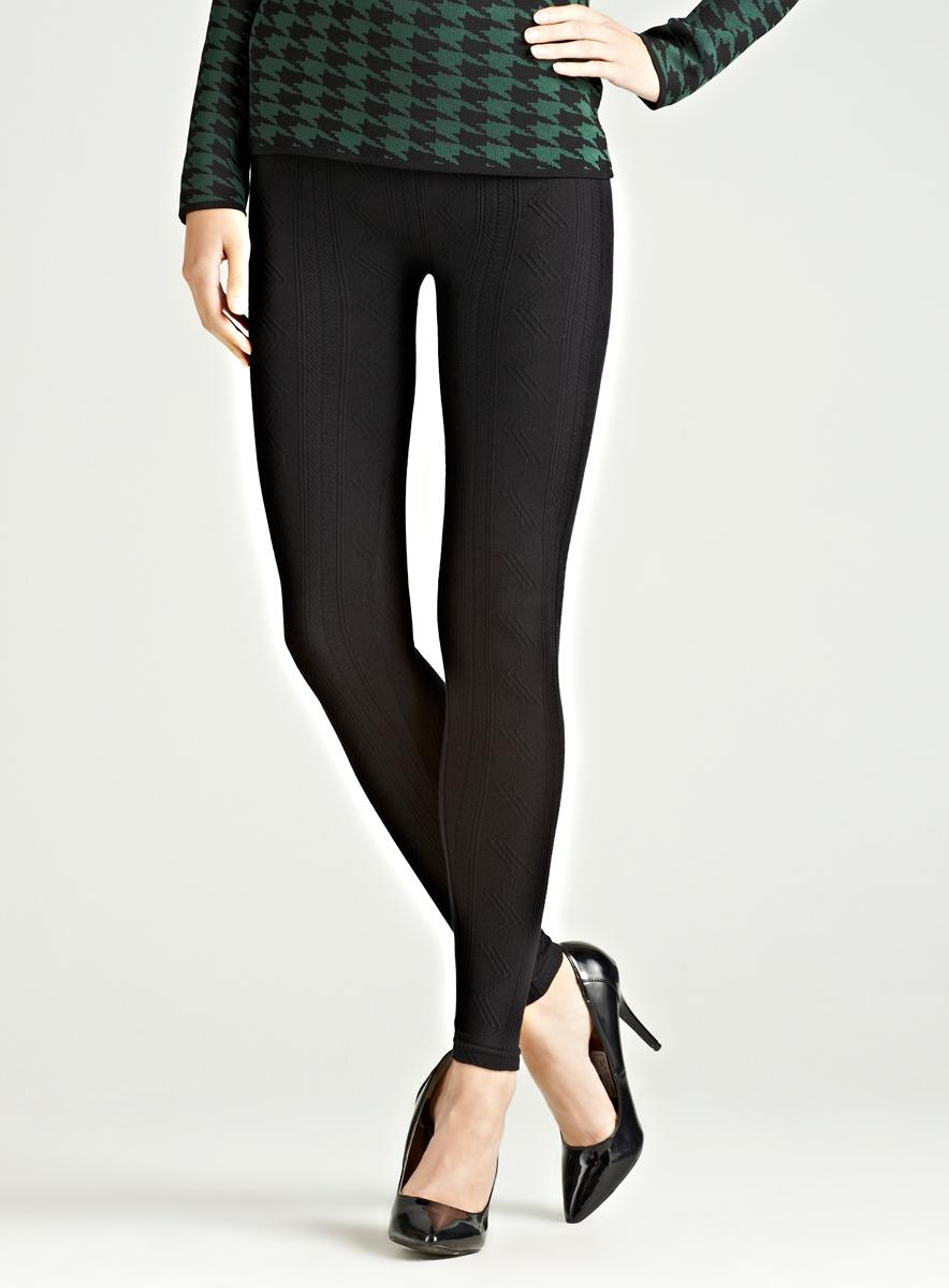 Prince Of Thieves Zig Zag Cable Legging