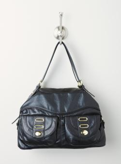 Olivia + Joy Two Timer Hardware Satchel