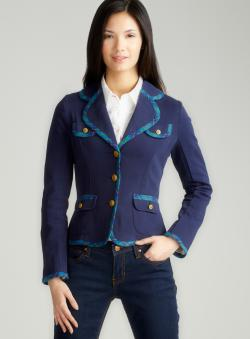 Tommy Girl Junior'S Four Pocket Blazer