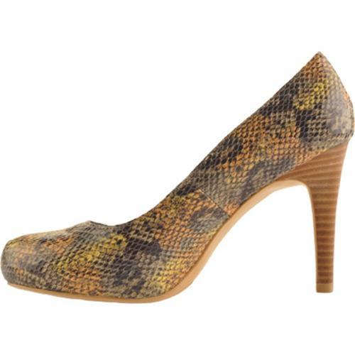 Women's Bandolino Eladia Yellow/Black Multi Print