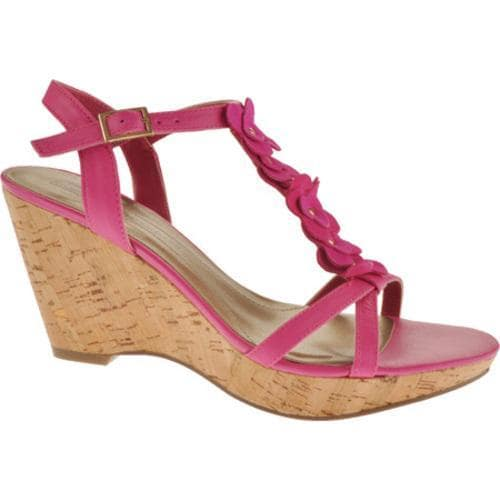 Women's Bandolino Ninette Dark Pink Multi Leather