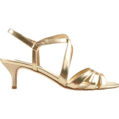 Women's Bandolino Kindley Gold Synthetic