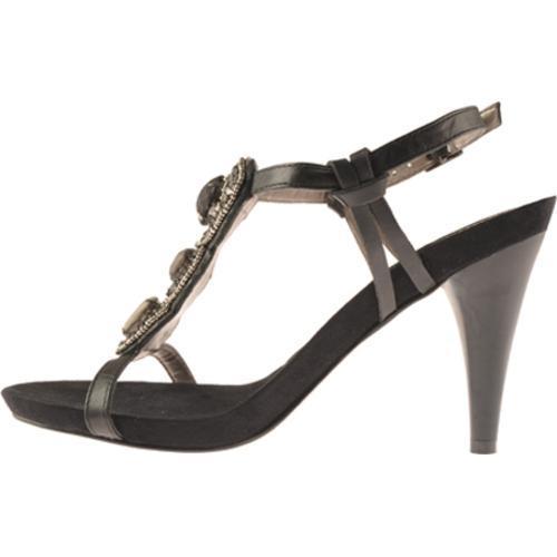 Women's Bandolino Precious Black/Black Leather