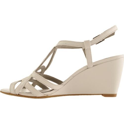 Women's Bandolino Rodger White Leather
