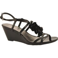 Women&#39;s Bandolino Ginelle Black Synthetic