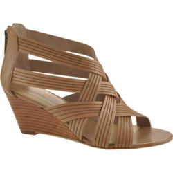Women's Bandolino Janeera Taupe Leather