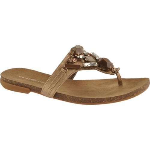 Women's Bandolino Zekes Bronze Leather