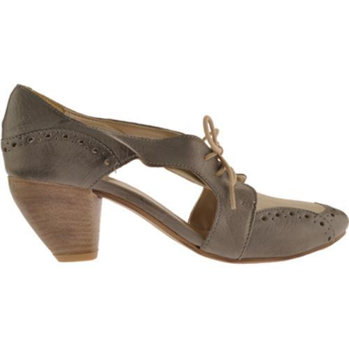 Women's Boutique 9 Beldina Grey/Light Natural Leather