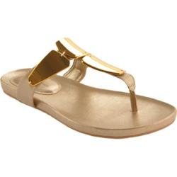 Women's Bandolino Society Gold Synthetic