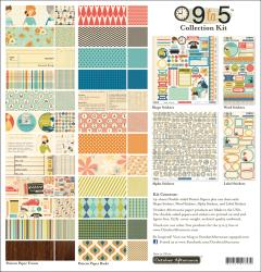 "9 To 5 Collection Kit 12""X12""-"