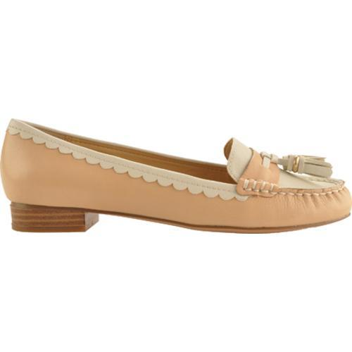 Women's Circa Joan & David Amor Light Taupe/Off White Leather