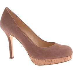 Women's Boutique 9 Mazi Taupe Suede