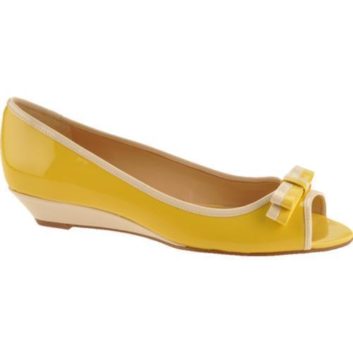 Women's Circa Joan & David Enbry Yellow Patent