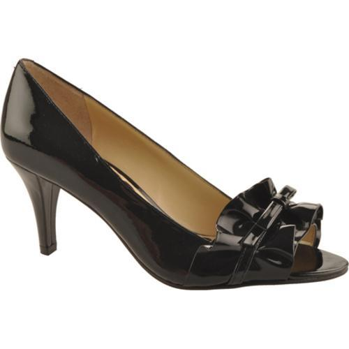 Women's Enzo Angiolini Abrese Black Patent Leather