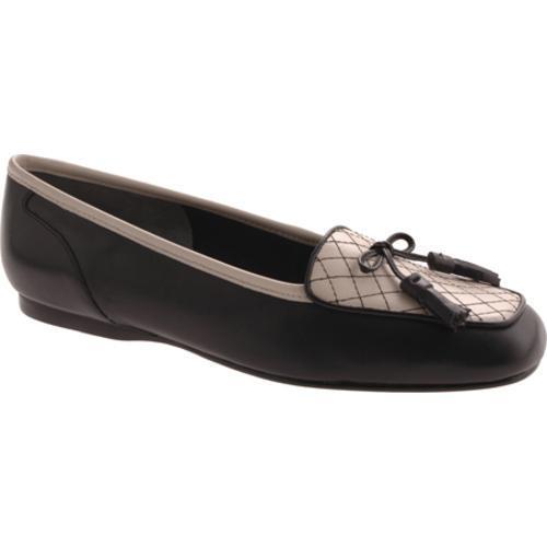 Women's Enzo Angiolini Lizzia Black/Ivory Leather