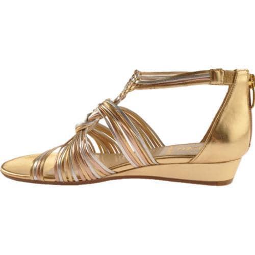 Women's Enzo Angiolini Nessta Gold Multi Synthetic