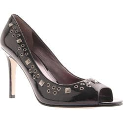 Women&#39;s Enzo Angiolini Mayi Black Patent Leather