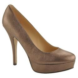 Women&#39;s Enzo Angiolini Smiles Bronze Leather