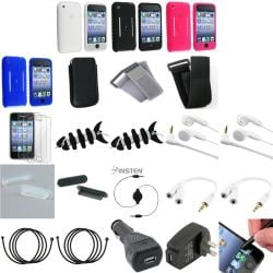 Charger/ Case/ INSTEN Cable/ Headset/ Pouch for Apple iPhone 3G/ 3GS